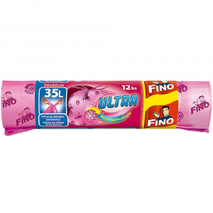 FINO Ultra sáčky na odpad 35 l 12 ks