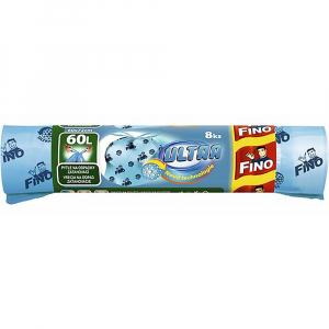 FINO ULTRA Pytle odpad zat.60L(8ks/fol)