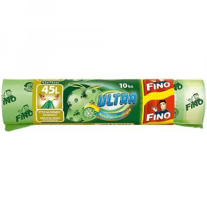 FINO Ultra sáčky na odpad 45 l 10 ks