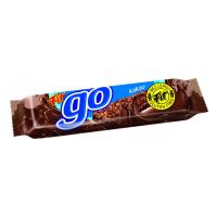 FIT Go müsli tyčinka čokoládová v čokoládě 23 g
