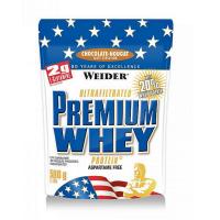 WEIDER Premium whey syrovátkový protein příchuť čokoláda a nugát 500 g
