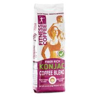 FITNESS COFFEE Konjac coffee blend pražená káva 250 g