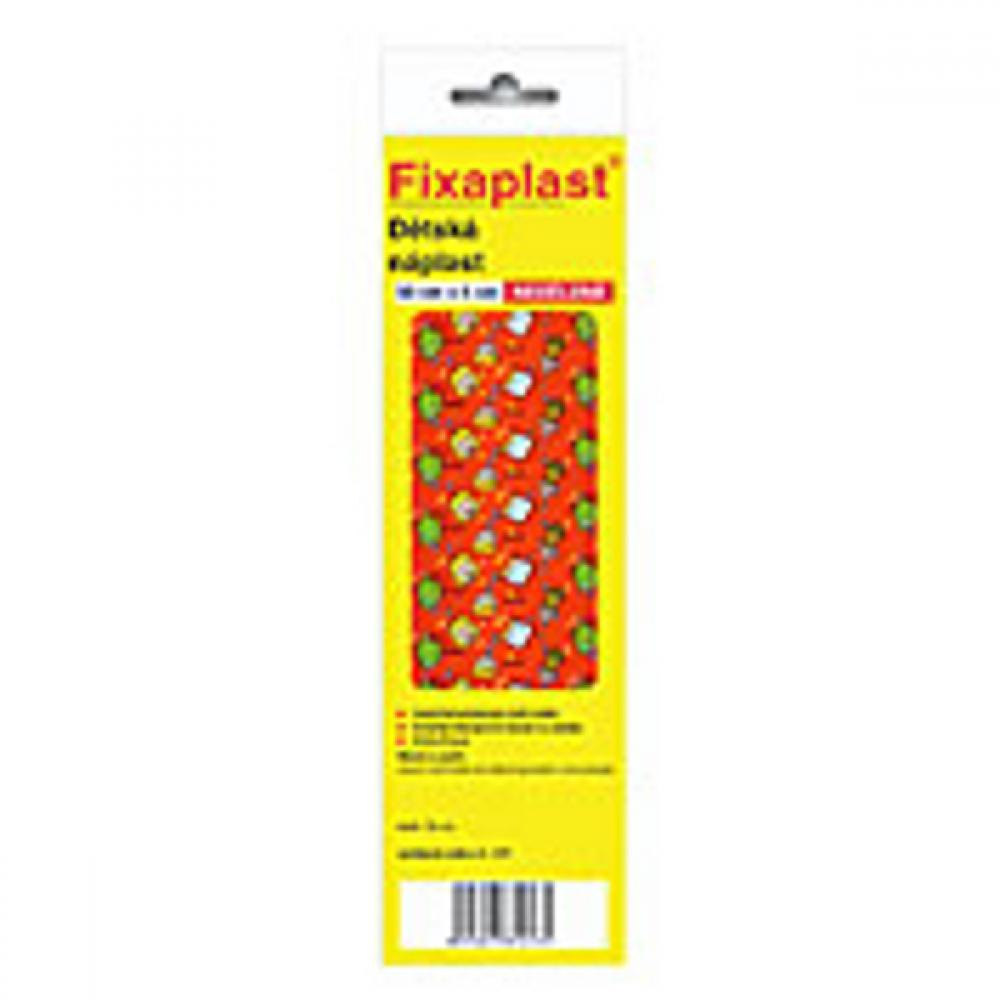 Fixaplast Dětská 0.5mx6cm nedělená s polštářkem