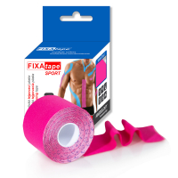 FIXAtape Sport Standart tejpovací páska 5 cm x 5m růžová1 kus