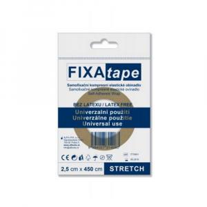 FIXAtape Stretch samofixační elastické obinadlo 2.5 cm x 450 cm 1 kus