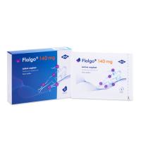 FLALGO Léčivá náplast 140 mg 7 kusů expirace 4/2021