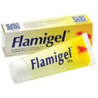 Flamigel 50 g hydrokoloidní gel na hojení ran