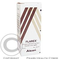 FLAREX GTT OPH 1X5ML 0.1%