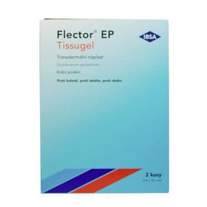 FLECTOR EP TISSUGEL  2KS Náplast