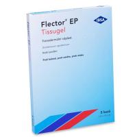 FLECTOR EP Tissugel náplast 5 kusů