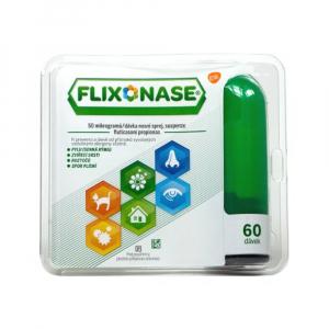 FLIXONASE 50 mcg/dávka 60 dávek