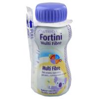 FORTINI Multifibre pro děti s příchutí vanilkovou 200 ml