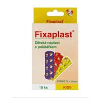 FOXAPLAST Dětská náplast s polštářkem 10 kusů