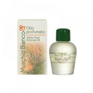 Frais Monde White Musk Perfumed Oil Parfémovaný olej 12ml Bílý mošus