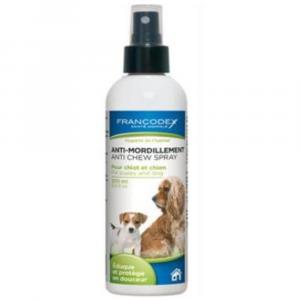FRANCODEX Sprej proti okusování pes, štěně 200 ml