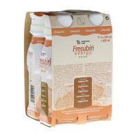 FRESUBIN 2 Kcal drink Cappuccino roztok 4 x 200 ml