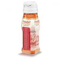 FRESUBIN Energy Fibre roztok jahoda 4 x 200 ml