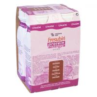 FRESUBIN Protein energy ČOKOLÁDA roztok 4 x 200 ml
