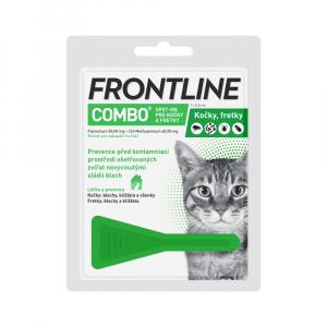 FRONTLINE Combo Spot-on pro kočky 1x0,5 ml
