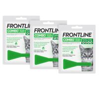 FRONTLINE Combo Spot-on pro kočky 1x 0,5 ml 3 ks