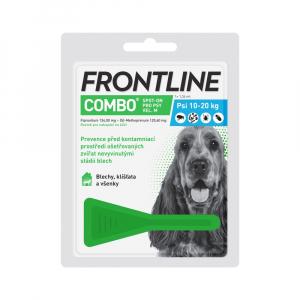 FRONTLINE Combo Spot-on pro psy M (10-20 kg) 1x 1,34 ml