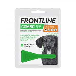 FRONTLINE Combo Spot-on pro psy 2-10 kg 0,67 ml