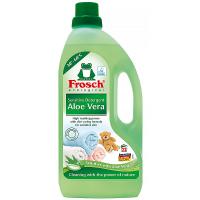 FROSCH  EKO Prací prostředek sensitive Aloe vera 1500 ml