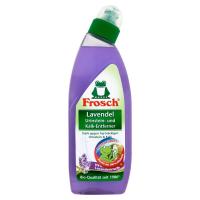 FROSCH WC gel Levandule EKO 750 ml