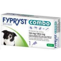 FYPRYST combo spot-on 134/120 pes střední 1x6 mg