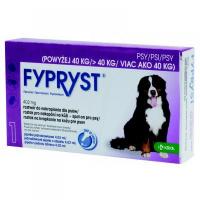 FYPRYST Spot-on pro psy (více jak 40 kg) 4.02 ml