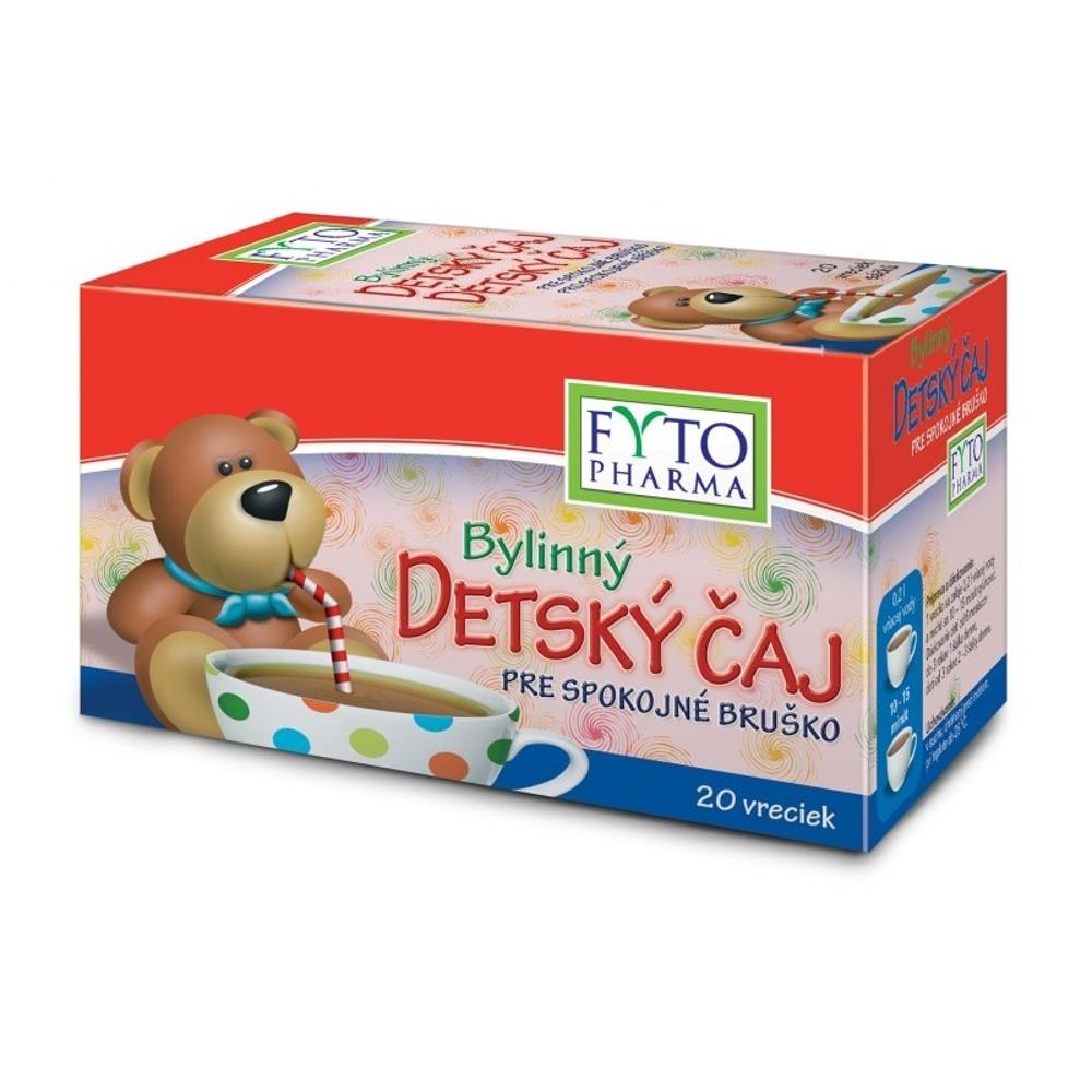 Dětský čaj 20 x 1g Fytopharma
