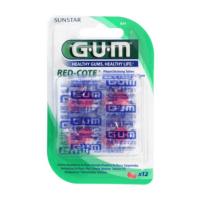 G.U.M Tablety k indikaci zubního plaku 12ks B824
