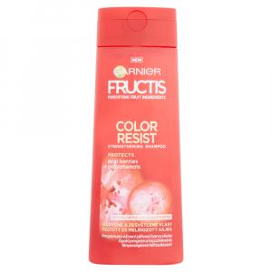 GARNIER Fructis Color Resist Posilující šampon na barvené vlasy 250 ml