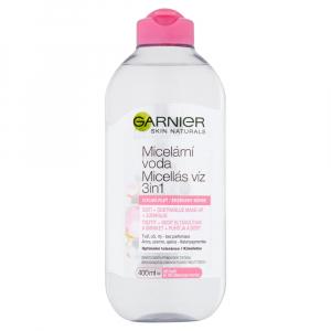 GARNIER Skin Naturals Micelární voda pro citlivou pleť 3v1 400 ml