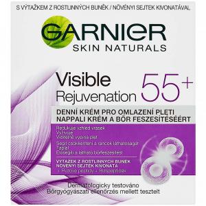 GARNIER Skin Naturals Visible Rejuvenation 55+ Denní krém pro omlazení pleti 50 ml