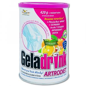 GELADRINK Artrodiet nápoj pomeranč 420 g