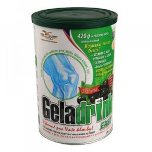 GELADRINK Fast nápoj černý rybíz 420 g