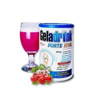 GELADRINK Forte Hyal práškový nápoj s příchutí višně 420 g