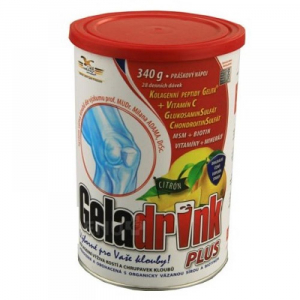 GELADRINK Plus citrón 340 g