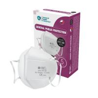 GENERAL PUBLIC PROTECTION FFP2 NR 5 kusů Jednorázový ochranný respirátor