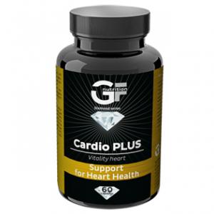 GF NUTRITION Cardio PLUS 60 kapslí