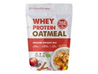 GOLDNUTRITION Whey protein oatmeal  jablko, skořice a vanilka 300 g
