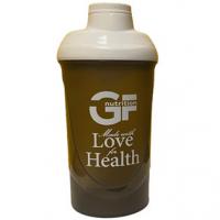 GF NUTRITION Šejkr Made with love for Health  600 ml