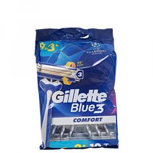 GILLETTE Blue3 Jednorázový holicí strojek 12 ks