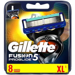 GILLETTE Fusion ProGlide Náhradní hlavice pro muže 8 ks