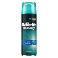 GILLETTE Mach3 Extra Comfort Gel na holení 200 ml