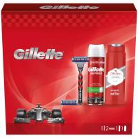 GILLETTE Mach3 Turbo Dárkové balení