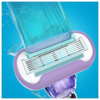 GILLETTE Venus Swirl FlexiBall Holící strojek pro ženy 1 ks