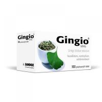 GINGIO Tablety 40 mg 100 potahovaných tablet
