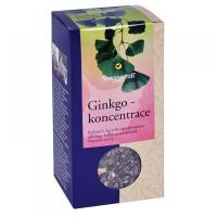 SONNENTOR Ginkgo zelený sypaný čaj BIO 50 g
